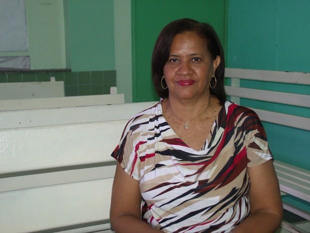 A diretora clínica da HMML, Nirce Carvalho, falou que algumas mulheres deixam de procurar o médico (Foto: Abinoan Santiago/G1)