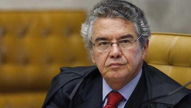 O ministro do Supremo Tribunal Federal (STF), Marco Aurélio Mello (Foto: Nelson Jr./SCO/STF)
