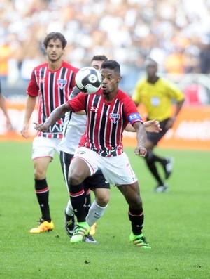 Michel Bastos Corinthians x São Paulo