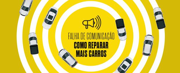 Abre especial recalls - Falha de comunicação (Foto: Autoesporte)