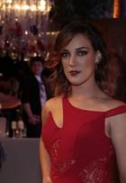Adriana Birolli usa look supersexy em festa e admite: 'Estou sem calcinha'