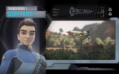 Thunderbird 1: Scott Tracy