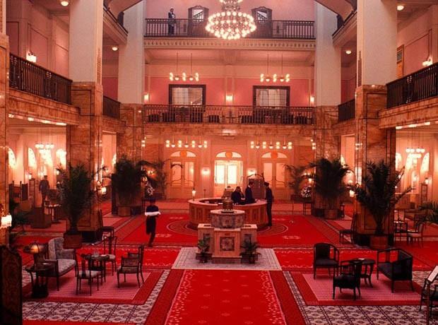 O Grande Hotel Budapeste (Foto: Reprodução)