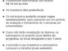 Apenas 20 cidades do Piauí foram contempladas pelo Mais Médicos