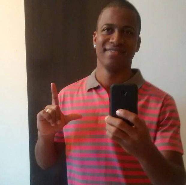 Luan Patrício, participante do BBB15 (Foto: Reprodução / Facebook)