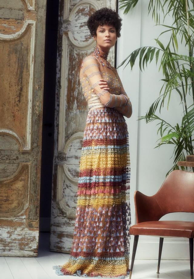 Vestido Valentino (Foto: Laura Sciacovelli)