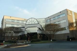 Hospital em que Bobbi Kristina esta internada em Roswell, na Georgia, nos Estado Unidos (Foto: AKM)