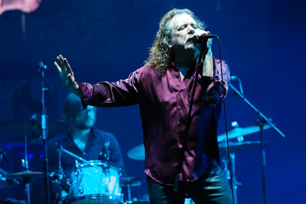 Robert Plant (Foto: Manuela Scarpa e Amauri Nehn / Photo Rio News)