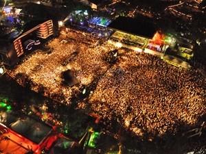 Festival de Verão divulga datas da 15ª edição do evento (Foto: Ag. Edgar de Souza/Divulgação)