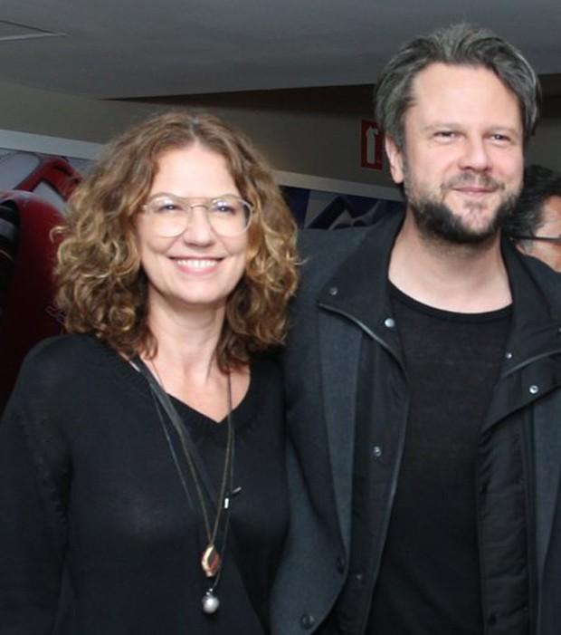Patrícia Pillar e Selton Mello (Foto: Marcello Sá Barretto/AgNews)
