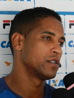 Cleber Santana meia Avaí (Foto: André Palma Ribeiro / Avaí FC)