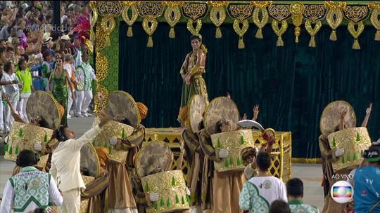 Mocidade Independente de Padre Miguel leva riquezas do Marrocos e magia das 'Mil e uma Noite' para Sapucaí