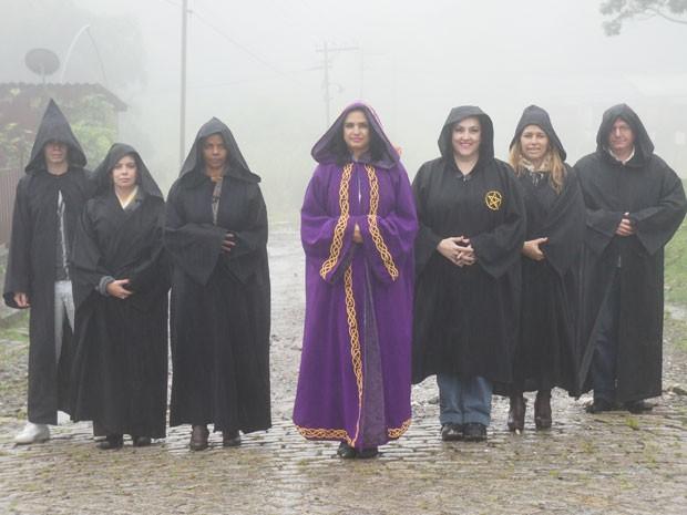 bruxas santo andré (Foto: Glauco Araújo/G1)