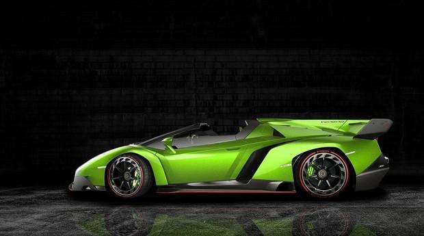 Lamborghini Veneno Roadster (Foto: LamboCars)