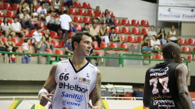 Rafael Bábby de Mogi das Cruzes (Foto: Thiago Fidelix / Globoesporte.com)