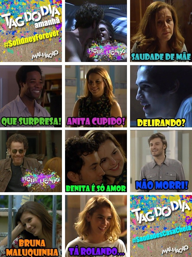 Capítulo 240 (Foto: Malhação / TV Globo)