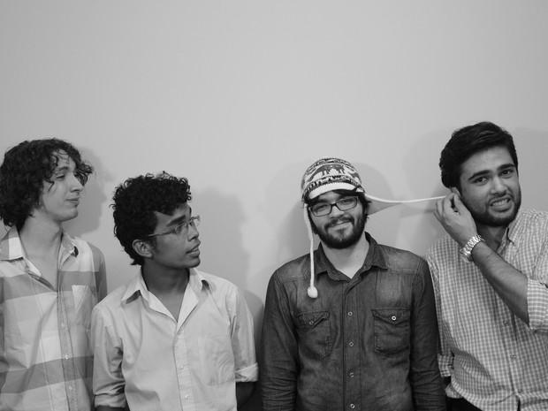 Banda Luneta Mágica vai tocar em São Pulo e Curitiba (Foto: Divulgação/Luneta Mágica)