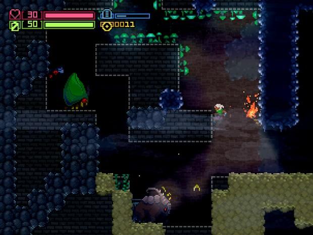 Miniboss também criou personagens do game de aventura 'Skytorn', que será lançado em 2016 para PlayStation 4 e PC (Foto: Divulgação)