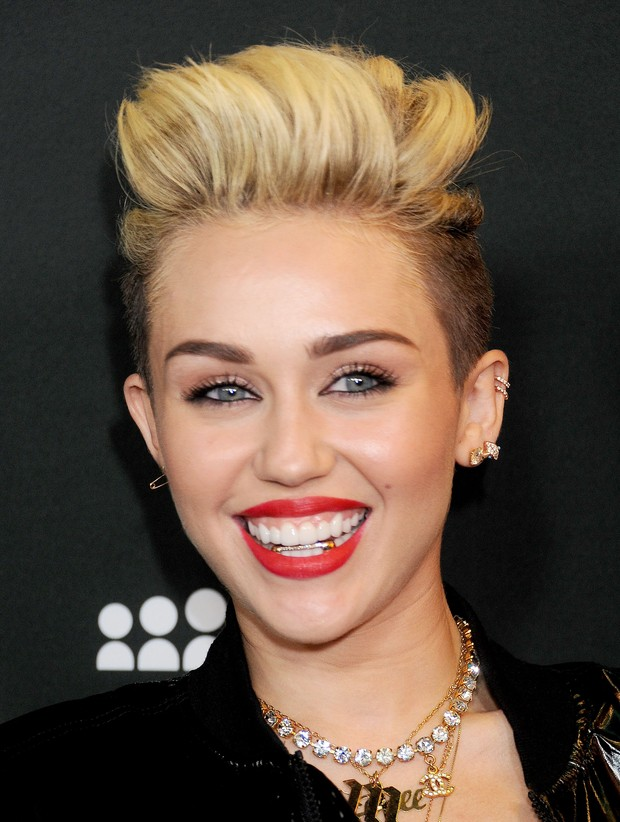 Miley Cyrus (Foto: Agência Getty Images)