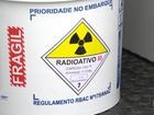 Carga radioativa achada no Santos Dumont era para exames médicos