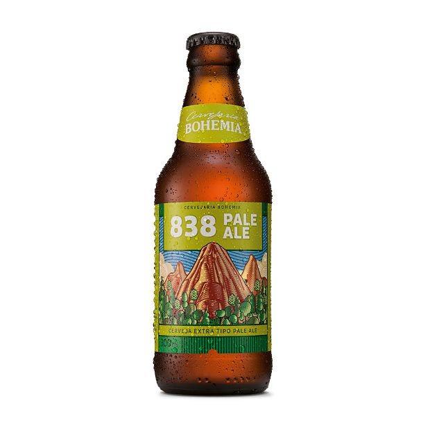 838 Pale Ale (Foto: Divulgação)