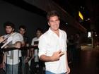 Thiago Gagliasso, irmão de Bruno Gagliasso, vai ser papai: 'Muito feliz'