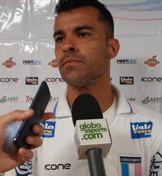 falou e disse (Richard Pinheiro/GloboEsporte.com)