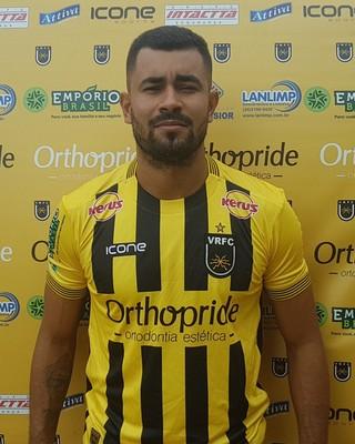 Daniel é mais um jogador que retorna ao Volta Redonda (Foto: Pedro Borges/Fair Play Assessoria)