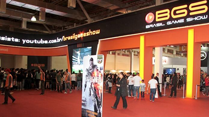 Brasil Game Show 2014 encerrará vendas do 3º lote de ingressos em 17 de julho (Foto: Divulgação)