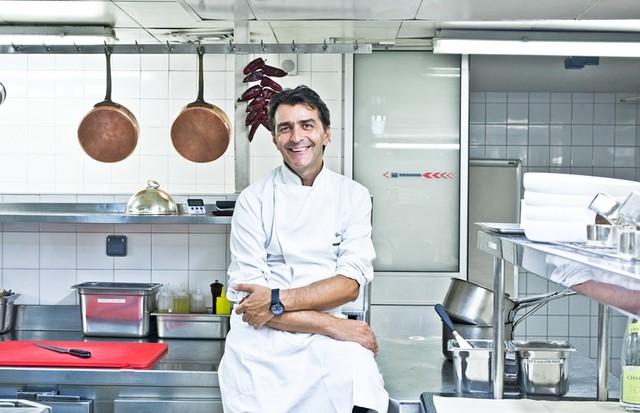 Chef Yannick Alléno  (Foto: Divulgação)