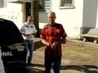 Homem suspeito de sequestrar a ex é preso em Valentim Gentil