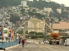Obras reformam e ampliam Sambódromo do Rio de Janeiro