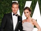 Victoria fala a revista sobre casamento com David Beckham: 'Abençoada'