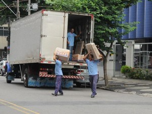 Sine tem vaga para ajudante de carga e descarga. (Foto: Romero Mendonça / Secom-ES)