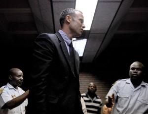 oscar pistorius indiciamento (Foto: AFP)