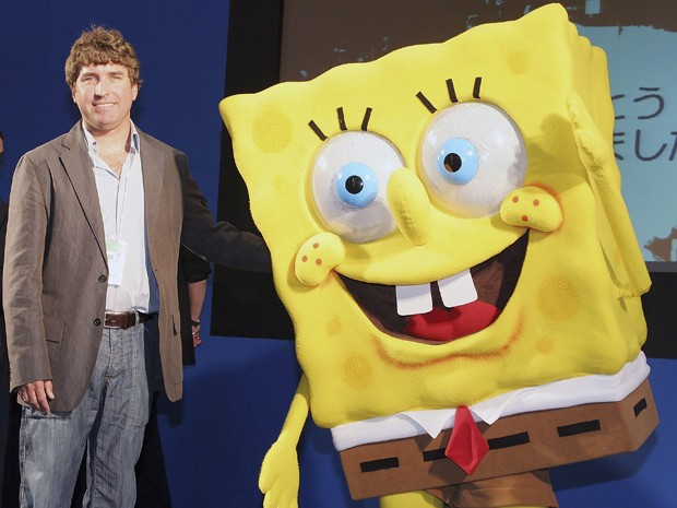 Stephen Hillenburg, criador de 'Bob Esponja' (Foto: Junko Kimura/Getty Images)