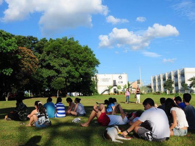 Unicamp tem 34,6 mil alunos em cursos de graduação e pós (Foto: Antonio Scarpinetti / Unicamp)