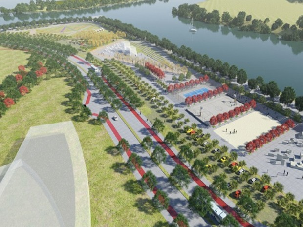 Range Stone Ponto Turistico ~ G lagoas do norte nova fase abrange bairros e cria