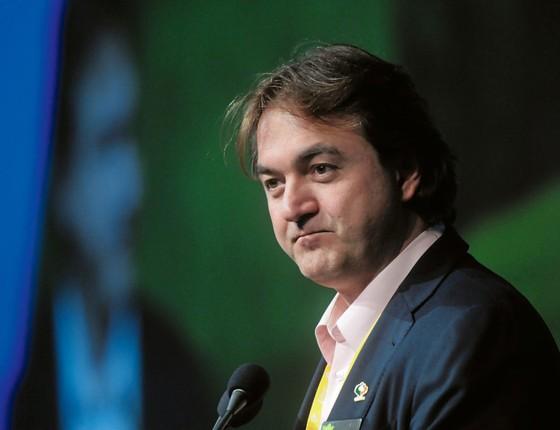 O empresário Joesley Batista (Foto:  Claudio Belli / Valor / Agência O Globo)