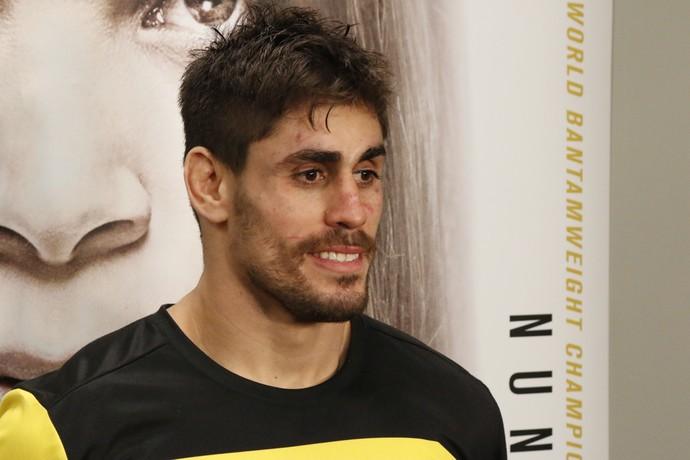 Antonio Cara de Sapato; UFC 207 (Foto: Evelyn Rodrigues)
