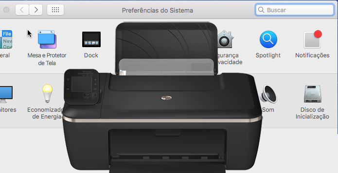 Veja como resolver problemas com a impressora no macOS (Foto: Reprodução/Edivaldo Brito)