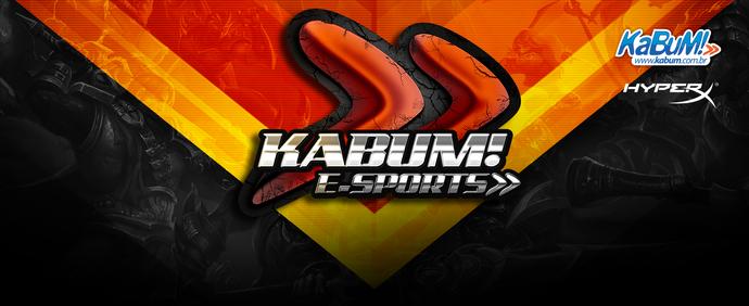 Kabum e-Sports (Foto: Divulgação)