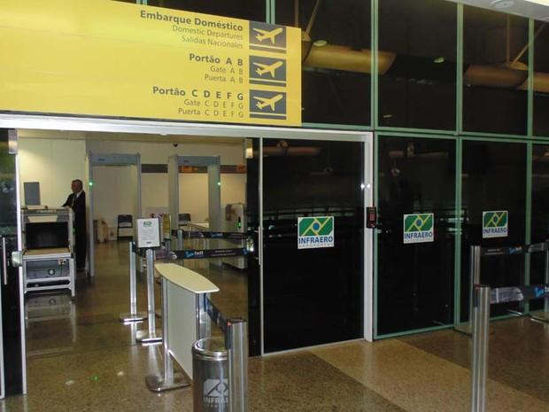 Voos foram transferidos para o Aeroporto Internacional Aluízio Alves, em São Gonçalo do Amarante (Foto: Fred Carvalho/G1)