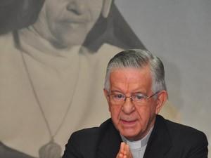 Dom Geraldo Majella fala sobre beatificação de Irmã Dulce (Foto: Divulgação/Ciro Brigham/Ascom OSID)