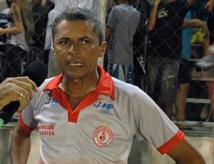 Marcos Nascimento, Esporte de Patos, Patos, Paraíba, 2ª divisão, Paraibano, (Foto: Richardson Gray / Globoesporte.com/pb)