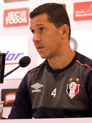 Fabiano Eller Joinville (Foto: João Lucas Cardoso/JEC)