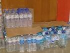 Moradores do Sul de Minas arrecadam água para áreas atingidas