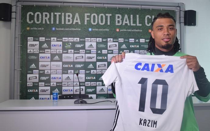 Kazim (Foto: Gabriela Ribeiro)