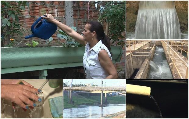 Uso consciente da água é destaque no programa (Foto: Amazônia Repórter)