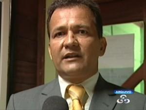 Ex-procurador do estado Marcos Reátegui (Foto: Reprodução/TV Amapá)